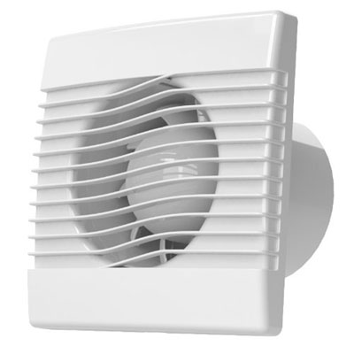 extractor de aire para eliminar humedades en baño